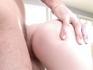 Hot Ass 18 Year Old Gets The Sex She Craves