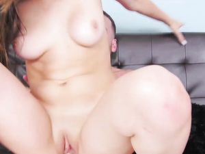 Pretty Teen Wants It Rough And He Uses Her Hard