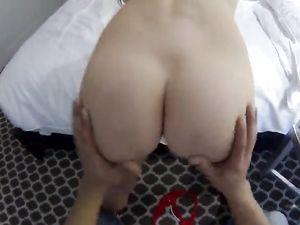 Beautiful Young Escort Has POV Hotel Sex