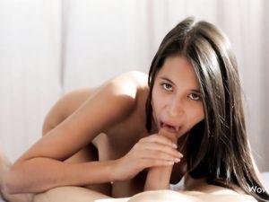 Erotic Teen Couple Fucking In The Morning Light