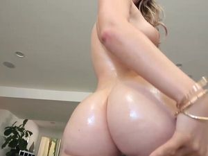 Big Slippery Ass Makes Doggystyle Fucking So Hot