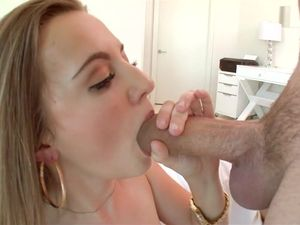 Tiny Marissa Mae Makes His Big Cock Cum Hard