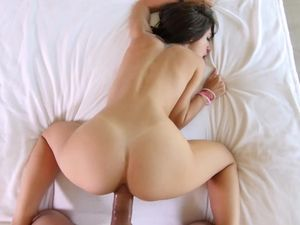 Petite Joseline Kelly Fucked To Orgasm By A Big Cock