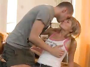 Slutty Miniskirt Makes Her An Irresistible Teen Dream